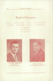 Page 14, 1929 Edition, Lehighton High School - Gachtin Bambil Yearbook (Lehighton, PA) online yearbook collection