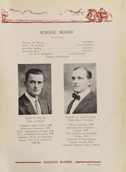Page 17, 1931 Edition, Lehighton High School - Gachtin Bambil Yearbook (Lehighton, PA) online yearbook collection