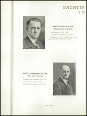 Page 16, 1940 Edition, Lehighton High School - Gachtin Bambil Yearbook (Lehighton, PA) online yearbook collection