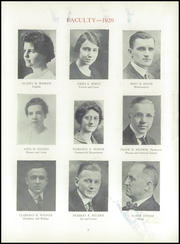Page 13, 1950 Edition, Lehighton High School - Gachtin Bambil Yearbook (Lehighton, PA) online yearbook collection