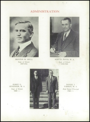 Page 15, 1950 Edition, Lehighton High School - Gachtin Bambil Yearbook (Lehighton, PA) online yearbook collection