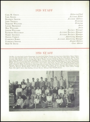 Page 9, 1950 Edition, Lehighton High School - Gachtin Bambil Yearbook (Lehighton, PA) online yearbook collection