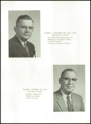 Page 10, 1959 Edition, Lehighton High School - Gachtin Bambil Yearbook (Lehighton, PA) online yearbook collection