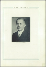 Page 13, 1925 Edition, Tamaqua High School - Sphinx Yearbook (Tamaqua, PA) online yearbook collection