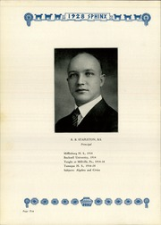 Page 14, 1928 Edition, Tamaqua High School - Sphinx Yearbook (Tamaqua, PA) online yearbook collection