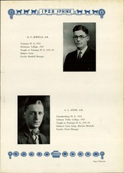 Page 17, 1928 Edition, Tamaqua High School - Sphinx Yearbook (Tamaqua, PA) online yearbook collection