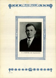 Page 8, 1928 Edition, Tamaqua High School - Sphinx Yearbook (Tamaqua, PA) online yearbook collection