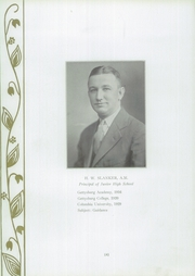 Page 16, 1933 Edition, Tamaqua High School - Sphinx Yearbook (Tamaqua, PA) online yearbook collection