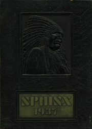 Tamaqua High School - Sphinx Yearbook (Tamaqua, PA) online yearbook collection, 1937 Edition, Page 1