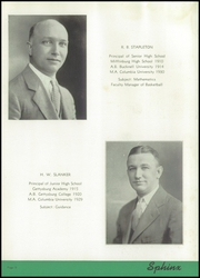 Page 15, 1939 Edition, Tamaqua High School - Sphinx Yearbook (Tamaqua, PA) online yearbook collection