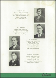 Page 17, 1939 Edition, Tamaqua High School - Sphinx Yearbook (Tamaqua, PA) online yearbook collection