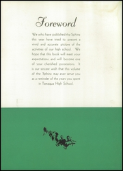 Page 9, 1939 Edition, Tamaqua High School - Sphinx Yearbook (Tamaqua, PA) online yearbook collection