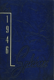 Page 1, 1946 Edition, Tamaqua High School - Sphinx Yearbook (Tamaqua, PA) online yearbook collection