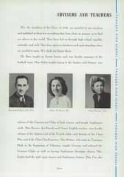 Page 15, 1946 Edition, Tamaqua High School - Sphinx Yearbook (Tamaqua, PA) online yearbook collection