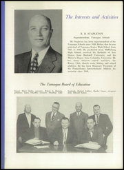 Page 10, 1952 Edition, Tamaqua High School - Sphinx Yearbook (Tamaqua, PA) online yearbook collection