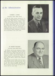 Page 11, 1952 Edition, Tamaqua High School - Sphinx Yearbook (Tamaqua, PA) online yearbook collection