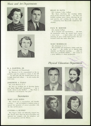 Page 15, 1952 Edition, Tamaqua High School - Sphinx Yearbook (Tamaqua, PA) online yearbook collection