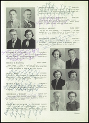 Page 17, 1952 Edition, Tamaqua High School - Sphinx Yearbook (Tamaqua, PA) online yearbook collection