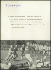 Page 8, 1952 Edition, Tamaqua High School - Sphinx Yearbook (Tamaqua, PA) online yearbook collection