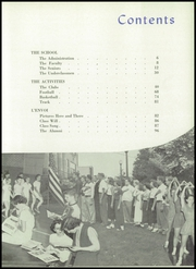 Page 9, 1952 Edition, Tamaqua High School - Sphinx Yearbook (Tamaqua, PA) online yearbook collection