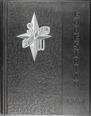 Page 1, 1967 Edition, South Western High School - Equestrian Yearbook (Hanover, PA) online yearbook collection