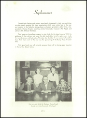 Page 13, 1955 Edition, Shamokin Area High School - Review Yearbook (Shamokin, PA) online yearbook collection