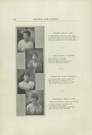 Page 12, 1917 Edition, Danville High School - Le Tresor Yearbook (Danville, PA) online yearbook collection