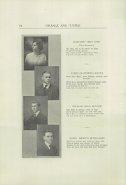 Page 16, 1917 Edition, Danville High School - Le Tresor Yearbook (Danville, PA) online yearbook collection