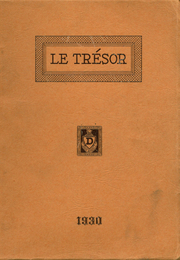 1930 Edition, Danville High School - Le Tresor Yearbook (Danville, PA)