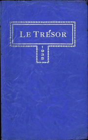 1935 Edition, Danville High School - Le Tresor Yearbook (Danville, PA)
