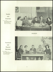 Page 16, 1953 Edition, Danville High School - Le Tresor Yearbook (Danville, PA) online yearbook collection