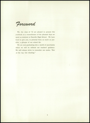 Page 8, 1953 Edition, Danville High School - Le Tresor Yearbook (Danville, PA) online yearbook collection