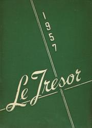 1957 Edition, Danville High School - Le Tresor Yearbook (Danville, PA)