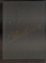 1947 Edition, Clairton High School - Clairtonian Yearbook (Clairton, PA)