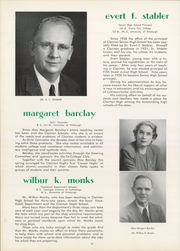 Page 14, 1950 Edition, Clairton High School - Clairtonian Yearbook (Clairton, PA) online yearbook collection