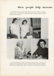 Page 16, 1950 Edition, Clairton High School - Clairtonian Yearbook (Clairton, PA) online yearbook collection