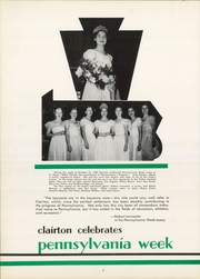 Page 8, 1950 Edition, Clairton High School - Clairtonian Yearbook (Clairton, PA) online yearbook collection