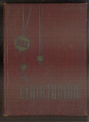 1953 Edition, Clairton High School - Clairtonian Yearbook (Clairton, PA)