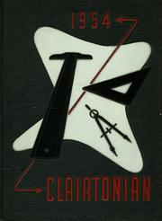 1954 Edition, Clairton High School - Clairtonian Yearbook (Clairton, PA)
