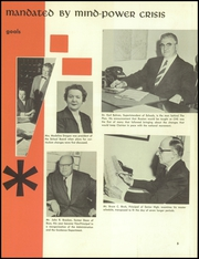 Page 9, 1959 Edition, Clairton High School - Clairtonian Yearbook (Clairton, PA) online yearbook collection