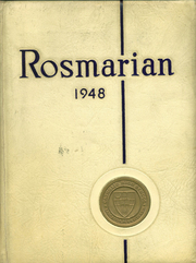 1948 Edition, Lancaster Catholic High School - Rosmarian Yearbook (Lancaster, PA)