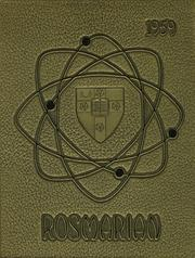 1959 Edition, Lancaster Catholic High School - Rosmarian Yearbook (Lancaster, PA)