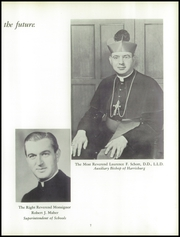Page 11, 1959 Edition, Lancaster Catholic High School - Rosmarian Yearbook (Lancaster, PA) online yearbook collection