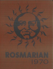 1970 Edition, Lancaster Catholic High School - Rosmarian Yearbook (Lancaster, PA)