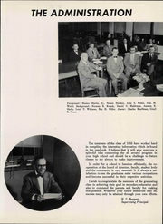 Page 11, 1955 Edition, Manheim Central High School - Stiegel Rose Yearbook (Manheim, PA) online yearbook collection