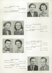 Page 12, 1957 Edition, Manheim Central High School - Stiegel Rose Yearbook (Manheim, PA) online yearbook collection