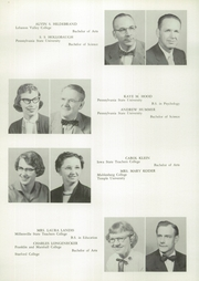 Page 14, 1957 Edition, Manheim Central High School - Stiegel Rose Yearbook (Manheim, PA) online yearbook collection