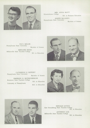 Page 15, 1957 Edition, Manheim Central High School - Stiegel Rose Yearbook (Manheim, PA) online yearbook collection