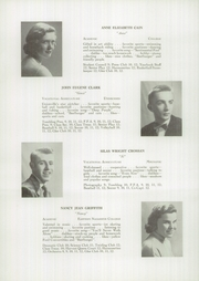Page 12, 1953 Edition, Unionville High School - Blue and Gold Yearbook (Kennett Square, PA) online yearbook collection
