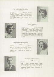 Page 13, 1953 Edition, Unionville High School - Blue and Gold Yearbook (Kennett Square, PA) online yearbook collection